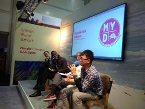 och Thomas Lai var en annan av talarna!
