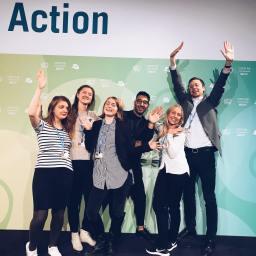 Sök PUSH Sveriges delegation till klimatkonferensen i vår, SB 48 i Bonn!
