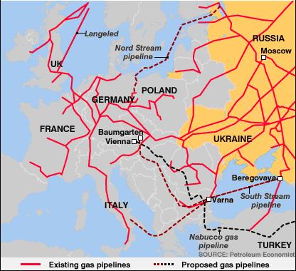 europe-pipelines