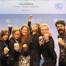Sök till COP24-delegationen!