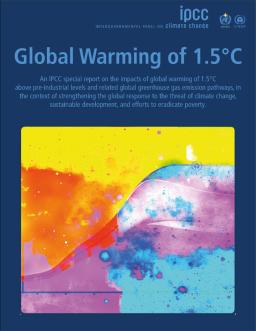 Nya IPCC-rapporten är publicerad!