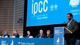 IPCC-rapportens påverkan i förhandlingarna